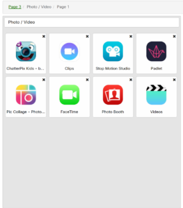 HIgher Ability Photo Apps